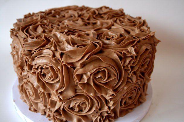 Шоколадный крем Пломбир для торта - рецепт приготовления