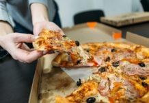 доставка пиццы на дом