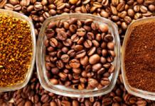 Самые популярные виды кофе