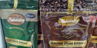 Турецкий кофе «Keyfe osmanli DIBEK kahvesi» - состав, цена