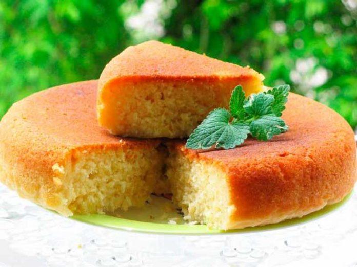 Творожный бисквит в духовке - пошаговый рецепт выпечки