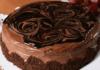 Шоколадный торт - самый быстрый рецепт, простое приготовление
