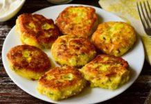 Овощные котлеты на сковороде - простые и вкусные, рецепт