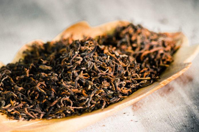 Дворцовый чай - пуэр Гун Тин