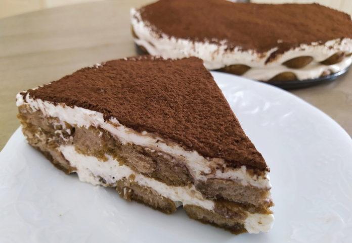 Классический торт Тирамису без выпечки в духовке, без яиц