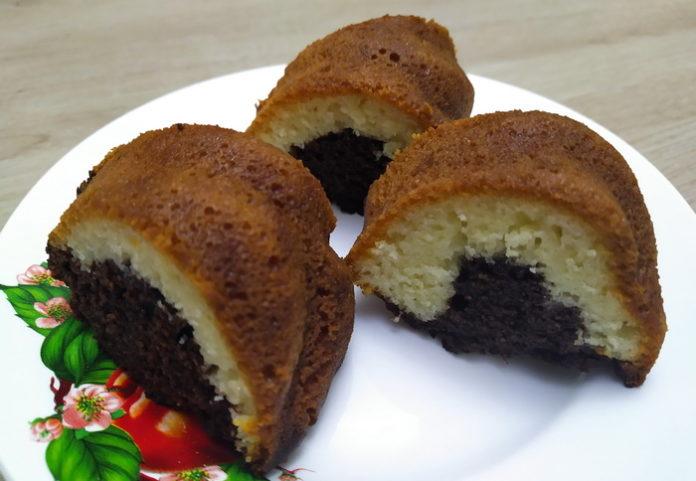 Пирог Манник - рецепт