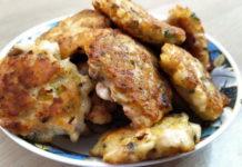 Рубленые котлеты с курицей и грибами - рецепт