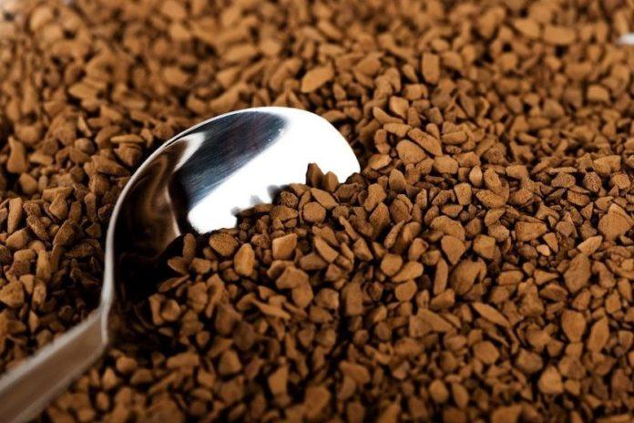 растворимый кофе оптом